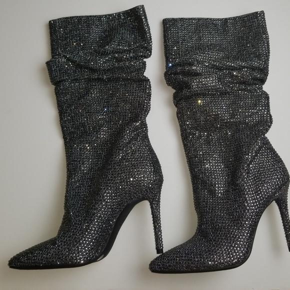 Jessica Simpson Shoes | Sparkle Boots